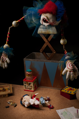 Jack in The Box Puppet, FMP