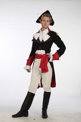 18th Century Menswear