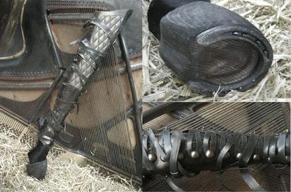Pony Play Boots