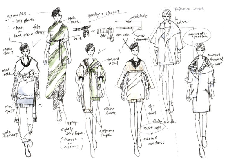 Fashion Design And Development Showtime