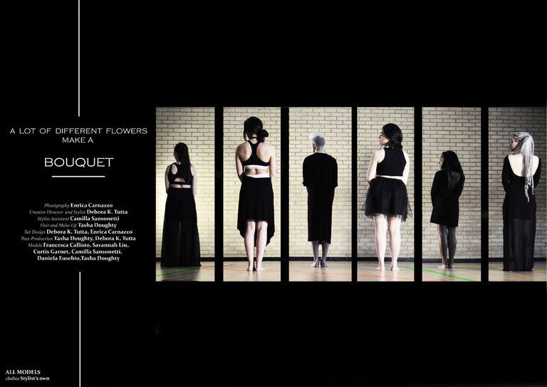 Debora Katia Tutta   London College of Fashion   Showtime